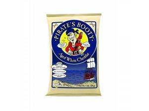 Puffs Aged White Cheddar 1 oz Bag 24/Carton