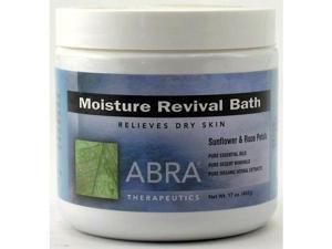 Moisture Revival Bath-Sunflowers & Rose Petals - Abra Therapeutics - 17 oz - Powder