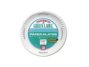 "PAPER PLATES 9"" Size: 8X150"
