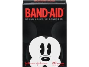 Band-aid Adult Mickey, 20 Assorted