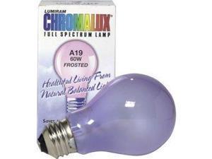 Light Bulb Frosted Full Spectrum (60 Watt) 1 Count