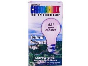 Full Spectrum Bulb 100 W - 1 - Bulb