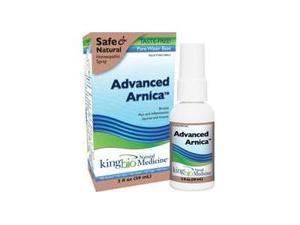 King Bio Natural Medicines Advanced Arnica, 3 oz