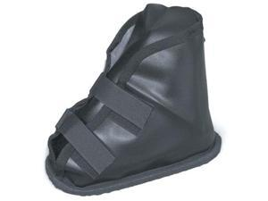 Duro-Med Vinyl Cast Boot, Black, Small