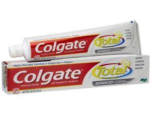 Colgate Total Advanced Anticavity Fluroide and Antigingivits Toothpaste -- 5.8