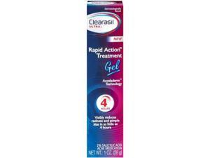 Clearasil  Ultra 4 Hour Treatment (Tube) Gel 1 Ounce.