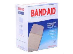 BAND AID PLASTIC 2X4 1/2 5716 Size: 50