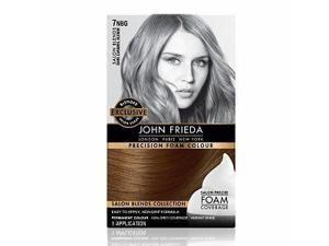 John Frieda Precision Foam Color 7NBG Dark Caramel Blonde