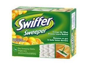 SWIFFER DRY DISP CLOTHS CITRUS Size: 16