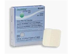 Duoderm Cgf Extra Thin Dressing Square 6 Inches X 6 Inc