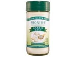 Frontier Garlic Salt -- 4.16 oz