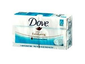 DOVE BAR 4.20 6 PK EXFOLIATING