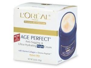Age Perfect Anti-Sagging Anti-Age Spot Hydrating Moisturizer - 2.5 oz Night Cream