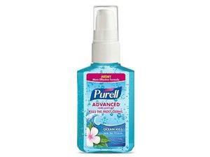 Purell Instant Hand Sanitizer, 2 Fl Oz