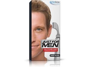 Just For Men Auto Stop Hair Color, Sandy Blonde