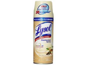 Lysol Disinfectant Spray, Vanilla Blossoms, 12.50 Ounce