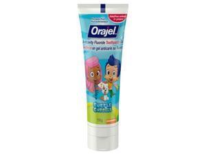 Orajel Bubble Guppies Fin-tastic Fruit Anticavity Fluoride Toothpaste, 4.2 Oz