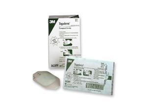 Nexcare Tegaderm Transparent Dressing - 2-38 Inches X 2-34 Inches - 100