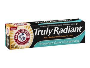Arm & Hammer Truly Radiant Whitening & Enamel Strengthening Toothpaste Fresh Mint