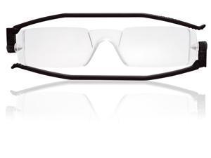 Nannini FlatSpecs Compact One Reading Glasses - Black Temples, Optics 3.0