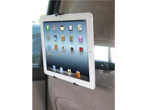 Headrest Tablet Hanger & Mount #1037 by CommuteMate - Holds iPad, Kindle Fire, Kindle, Nook, and almost any other tablet