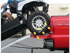 "Nissan Set of three tailgate support barsModels: 5.5 Bed, Pro, 4x4, Titan (2004-2012)Ex-Full Size, 10"" Short bar, 13"" Short bar"