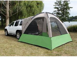 Backroadz SUV Tent 13100: Tent sucures to SUV, Great for Camping