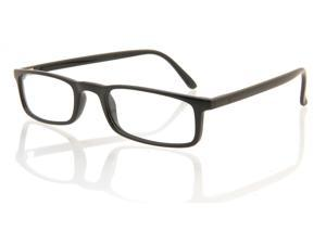 Nannini Quick 7.9 Lightweight Reader Glasses Black 1.5