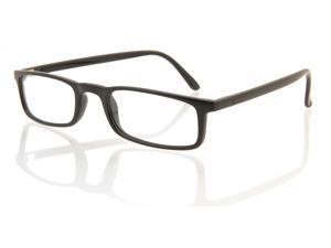 Nannini Quick 7.9 Lightweight Reader Glasses Black 2.5