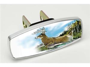 "HitchMate Premier Series Hitch Covers ""Real Deer"" #4215 - 2"" or 1.25"" Hitch Cover"
