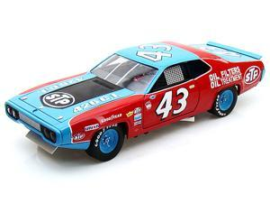 Richard Petty 1972 Plymouth Roadrunner #43 1/18