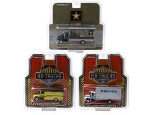 Greenlight 1/64 Heavy Duty Series 3 Assortment