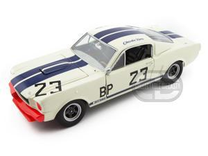 Acme 1/18 Limited Edition 1965 Shelby GT350 Charlie Kemp White