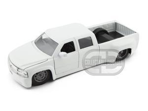 1999 Chevy Silverado Dooley 1/24 White