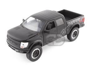 Jada Toys 1/24 2011 Ford F150 SVT Raptor Primer Black