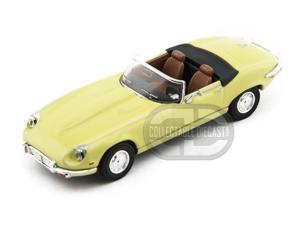 Yat-Ming 1971 Jaguar E-Type 1:43 Yellow