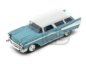 Yat-Ming 1957 Chevrolet Nomad 1:43 Blue