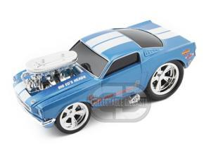 Maisto 1966 Ford Mustang Gt (Muscle Machine) 1:24 Blue