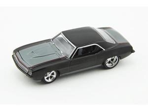 "M2 Machines 1/64 1969 Chevrolet Camaro - ""Foose"" '69 Camaro - Black"