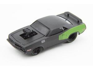M2 Machines 1970 Dodge Challenger in Frozen Black Pearl