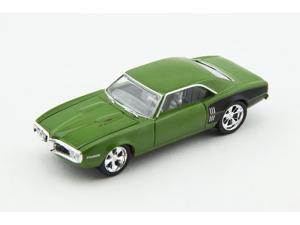 "M2 Machines 1968 Pontiac Firebird - ""Uncle Sam's Nephew"" - Hemisfear Lime Pearl"