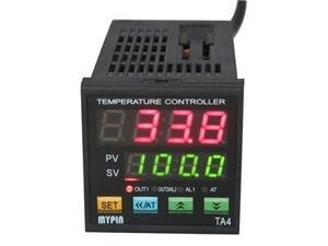 PID Temperature Controller For Home Projects Heating/Cooling Applications - Dual Digital F/C Display