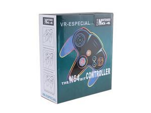 Gray Game Controllers for Super Nintendo 64