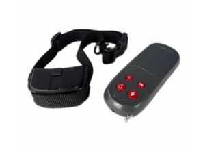 AGPtek DC1-2 Electric remote control dog training shock & vibrate collar for Small, Medium and Large Dogs up to 70 Pounds