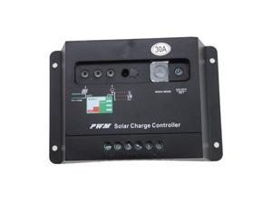 30A Solar Charge Controller Regulator Auto Switch for all 12V /24V Lamps