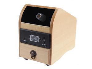 Digital Vaporizer 200F to 500F, Tan