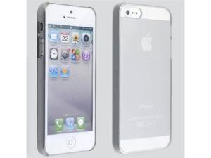 Ultra Thin Crystal Clear Snap On Hard Case Cover Skin for Apple iPhone 5 5G 5th 5S