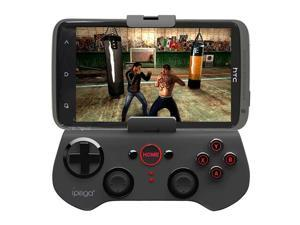 Black Bluetooth Controller Android Wireless Game Controller Gamepad Joystick for iPhone / iPod / iPad / Android Phone / Android Tablet PC/Samsung Galaxy S3 /HTC