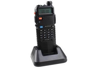BAOFENG UV-5R Dual Band UHF/VHF Radio w/ Upgrade Version 3800mah Battery  + Free Earpiece