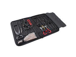 New Bonsai Tool Set Carbon Steel - Extensive 14-pc Kit